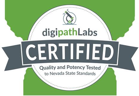 Digipath certified seal